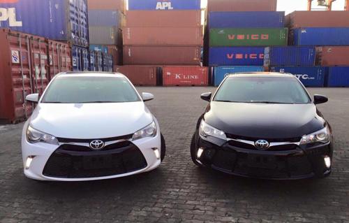 Ngắm cặp đôi Toyota Camry XSE 2016 phiên bản Mỹ